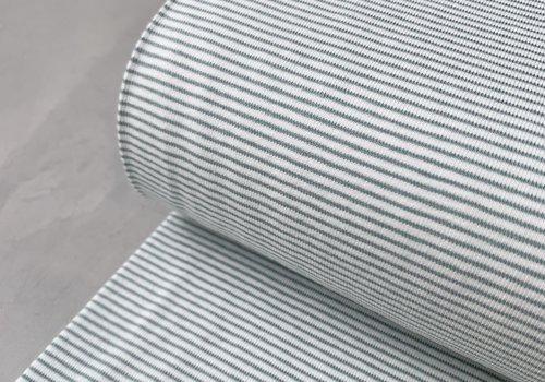 Stenzo Tricot Mini stripes Old Green