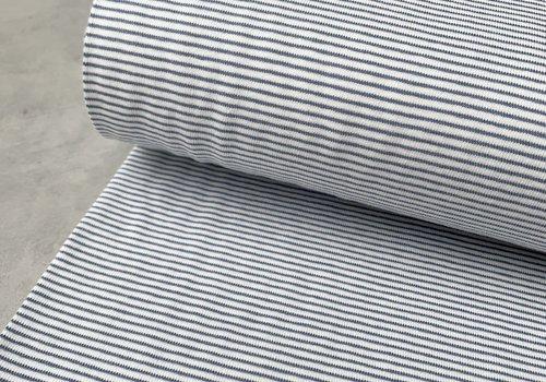Stenzo Tricot Mini stripes Denim Blue