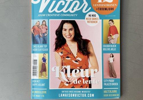 La Maison Victor La Maison Victor Magazine mei-juni '20