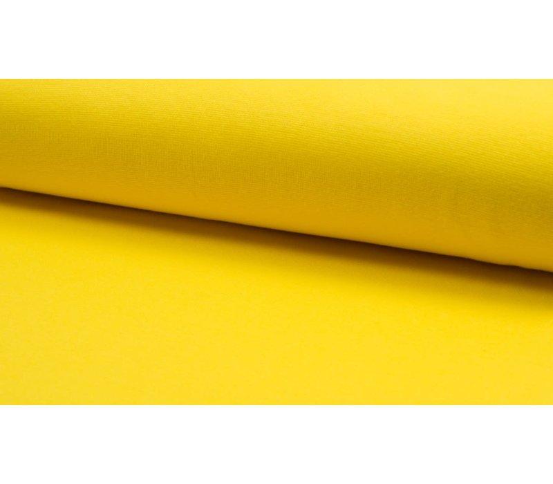 Boordstof 75cm Kanariegeel