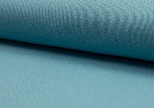 De Stoffenkamer Boordstof 75cm Dusty Aqua