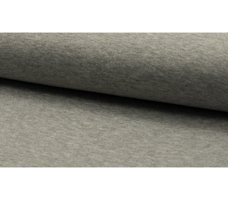 Boordstof 75cm Light grey melange