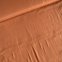 Wrinkle Cotton Rust