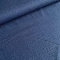 Linen Mix STRETCH indigo blue