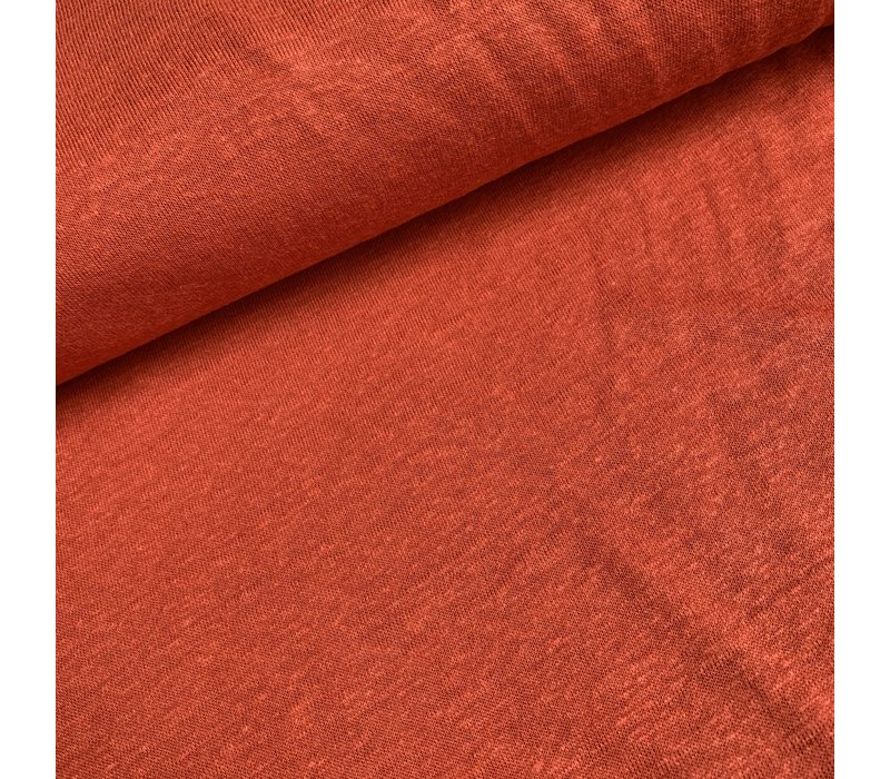 Linen Jersey Brick