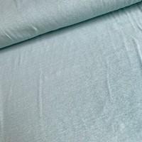 Linen Jersey Dusty Mint