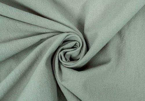 Wrinkle Cotton Dusty Mint