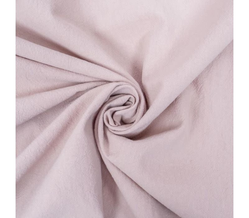 Wrinkle Cotton Soft Pink
