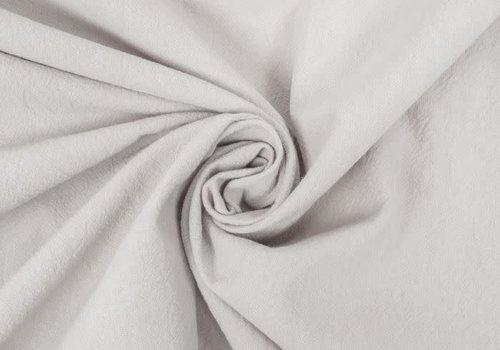 Wrinkle Cotton White