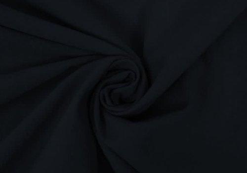 Wrinkle Cotton Black