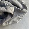 De Stoffenkamer Viscose Interlock Woven Grey
