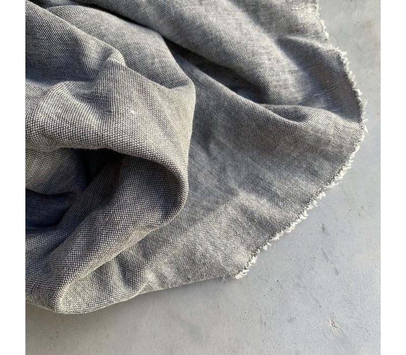 Viscose Interlock Woven Grey
