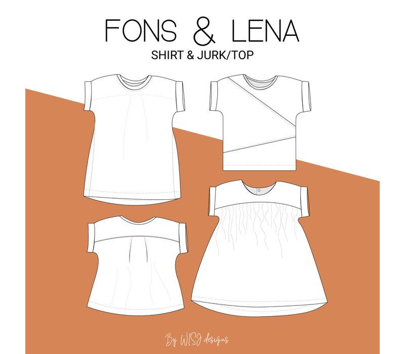 Patroon Fons & Lena