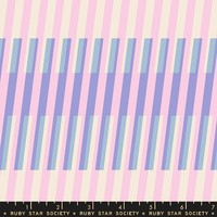 Cotton Ruby Star - Fruity Stripes Lila