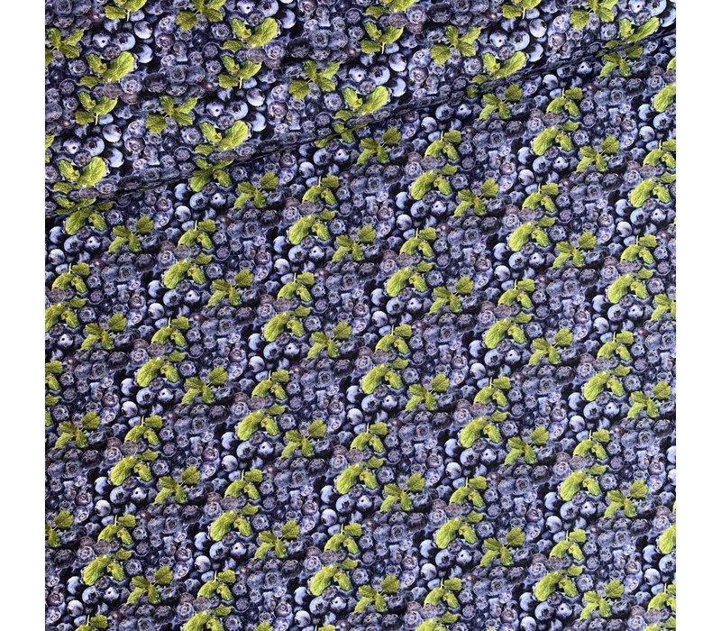 Cotton mini blueberries