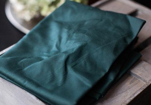 De Stoffenkamer DRY ORGANIC Oilskin dark green