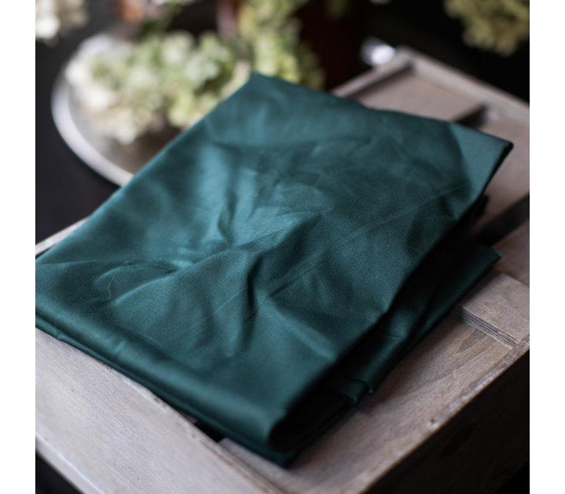 DRY ORGANIC Oilskin dark green