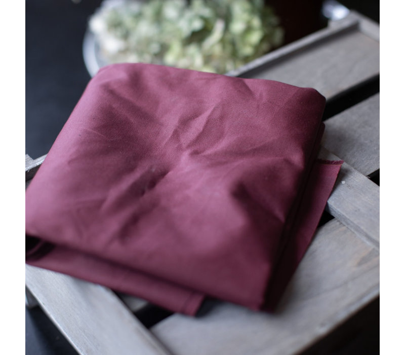 DRY ORGANIC Oilskin wine red