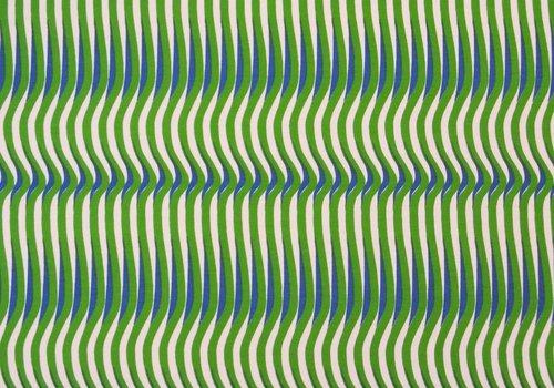 Baba Baby BIO Tricot - Green Wave