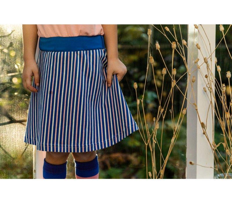 BIO Tricot - Blue Stripes