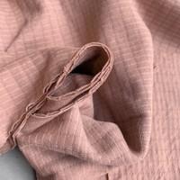 Double Gauze Jersey Marsala Pink