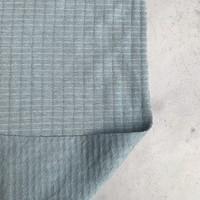 Double Gauze Jersey Soft Blue