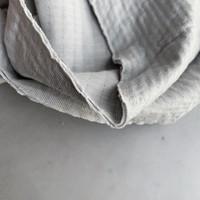 Double Gauze Jersey Light Grey