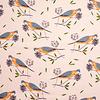 Birch BIO Interlock Tricot - Passenger Pigeon