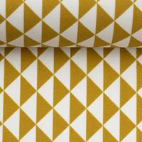 Cotton oker triangles