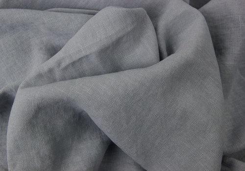 De Stoffenkamer Washed Linen Grey