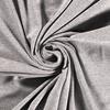 De Stoffenkamer Effen tricot RECYCLED grey