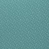 About Blue Fabrics Tricot - Mini Triangles Aqua