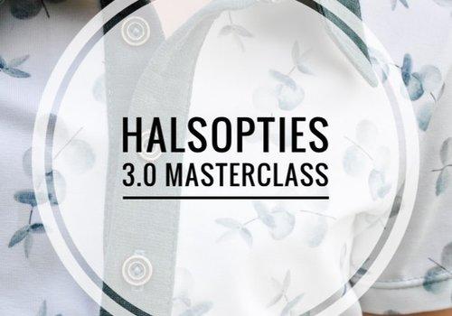Workshop tricot 3.0 HALSOPTIES Masterclass 8 & 15/10