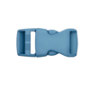 klikgesp grijsblauw 25mm