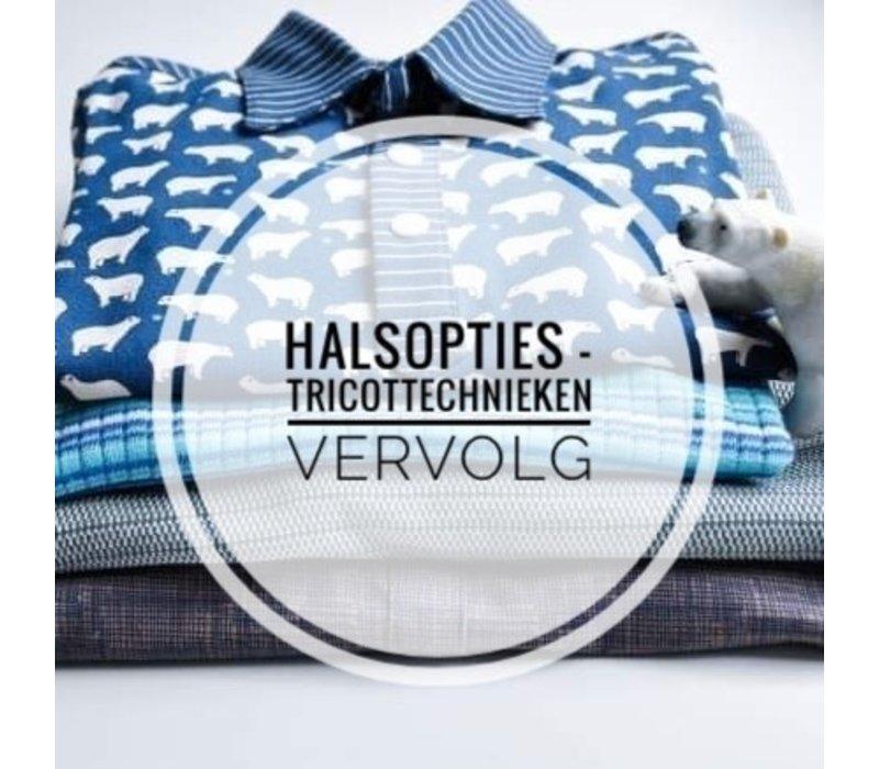 Workshop tricot 2.0 HALSOPTIES 12 en 19/11