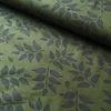 De Stoffenkamer French Terry - Twigs green