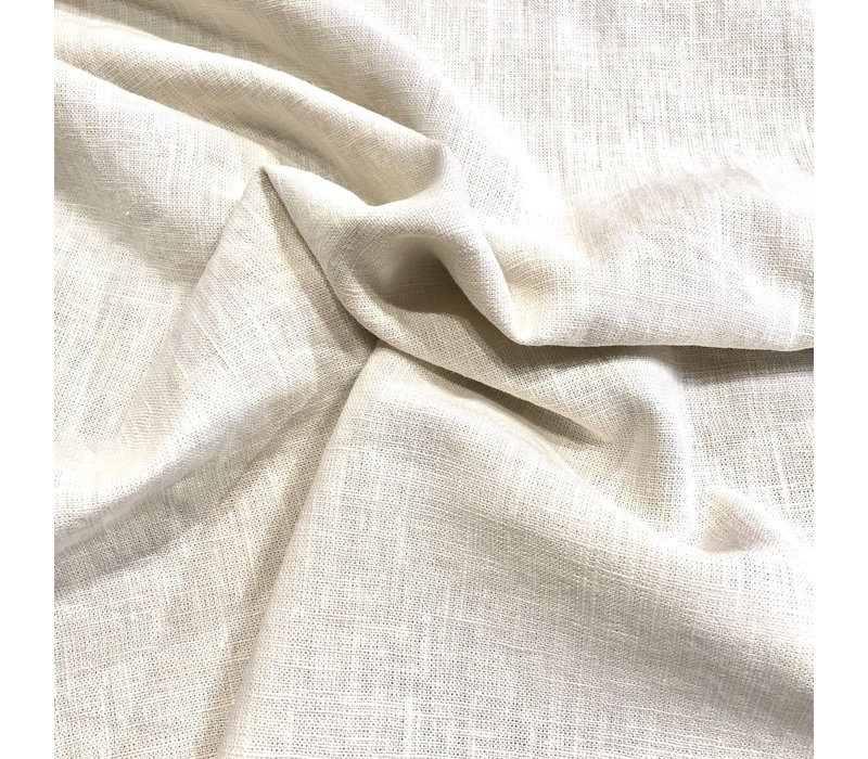 Washed Linen Ecru