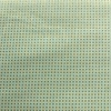 Cosmo Cotton Mint Golden Dots