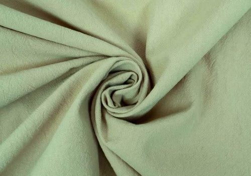 Wrinkle Cotton Mint green