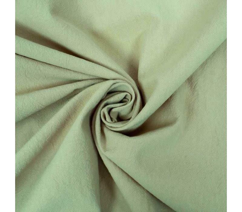 Wrinkle Cotton Mint green