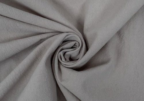 Wrinkle Cotton Light Grey