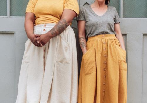 Sew Liberated Estuary Skirt