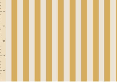 Elvelyckan Bio tricot - Vertical Gold