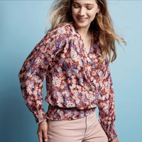 Blouse viscose - hanni blouse LMV