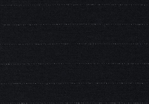 Extra dik tricot - Punta - Black Silver Lines