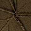 De Stoffenkamer Suede Squares Khaki