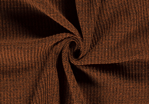 De Stoffenkamer Sweater Cable Knit Rusty
