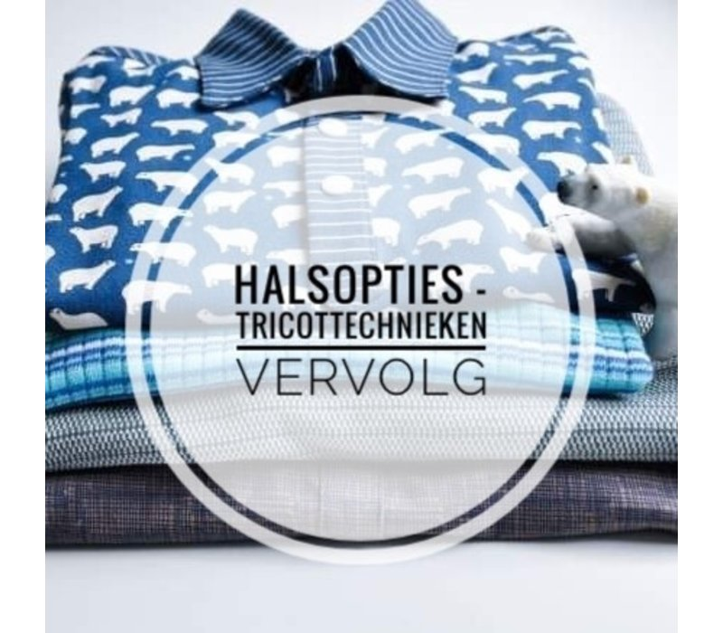 Workshop tricot HALSOPTIES 2.0 19 & 26/10