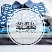 Workshop tricot HALSOPTIES 2.0 1 & 8/12