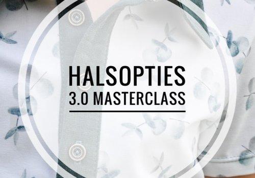 Workshop tricot 3.0 HALSOPTIES Masterclass 15 & 22/12